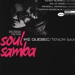 Ike Quebec - Soul Samba Bossa Nova - 45rpm 180g 2LP