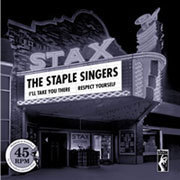 Staples Singers - Hit Singles - 45rpm 200g LP
