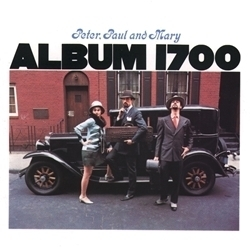 Peter , Paul and Mary - Album 1700 - 200g LP