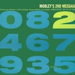 Hank Mobley - Mobley`s 2nd Message - 200g LP Mono
