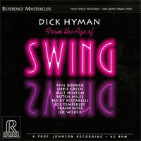 Dick Hyman - from the age of Swing - 45rpm 200g 2LP