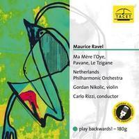 Ravel - Carlo Rizzi - Ma Mere l'Oye, Tzigane - 180g LP