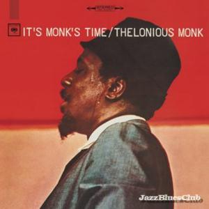 Thelonius Monk - It`s Monk`s Time - 180g LP
