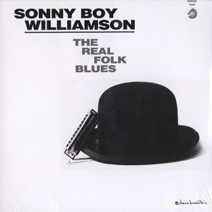 Sonny Boy Williamson - The Real Folk Blues - 180g LP Mono