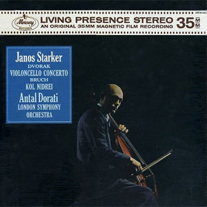 Dvorak - Janos Starker - Cello Concerto in B Minor : Antal Dorati - 45rpm 180g 2LP