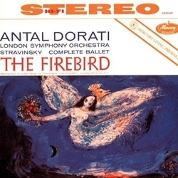 Stravinsky - The Firebird - London Symphony Orchestra : Antal Dorati - 45rpm 180g 2LP