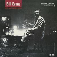 Bill Evans - New Jazz Conceptions  - 200g LP  Mono