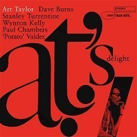 Art Taylor - A.T.'s Delight - 45rpm 180g 2LP