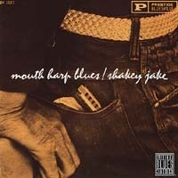 Shakey Jake - Mouth Harp Blues - 45rpm 180g 2LP