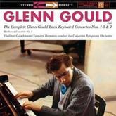 Bach - The Bach Keyboard Concertos Nos 1-5 and 7 / Beethoven: Piano/Glenn Gould - Box Set -180g 3LP