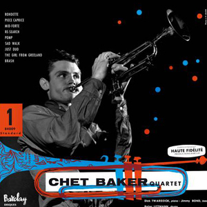 Chet Baker - Featuring Dick Twardzick Recorded In Paris - 180g LP