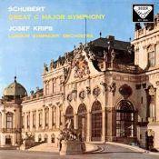 "Schubert - Symphony No. 9 ""The Great"" : Josef Krips : London Symphony Orchestra - 180g LP"