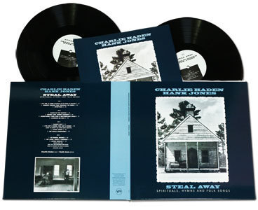 Charlie Haden & Hank Jones - Steal Away Spirituals, Hymns And Folk Songs - 180g 2LP