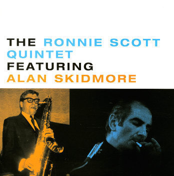 The Ronnie Scott Quintet  featuring Alan Skidmore - BBC Jazz Club - 180g LP