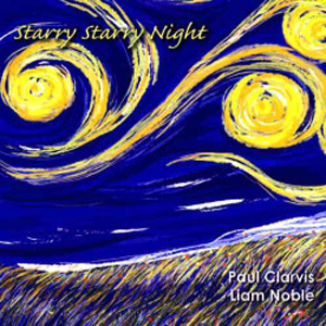 Paul Clarvis And Liam Noble - Starry Starry Night - 180g LP