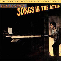 Billy Joel - Songs In The Attic - SACD