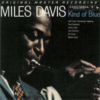 Miles Davis  - Kind Of Blue  - SACD