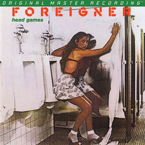 Foreigner - Head Games - SACD
