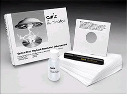 Audience - Auric Illuminator Optical Disc Playback Enhancement Kit  - CD/SACD/DVD