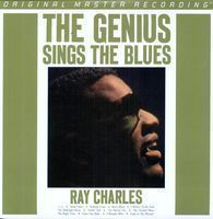 Ray Charles - The Genius Sings The Blues  - SACD  Mono