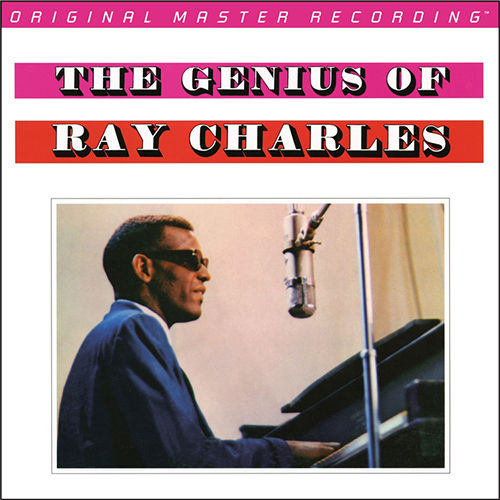 Ray Charles - The Genius Of Ray Charles   - SACD  Mono