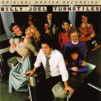 Billy Joel - Turnstiles -  SACD