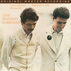 Carlos Santana & Mahavishnu John McLaughlin - Love Devotion Surrender  - SACD