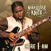 Marquise Knox - Here I Am  - 45rpm 200g 2LP