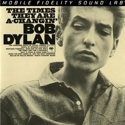 Bob Dylan - The Times They Are A Changing - SACD