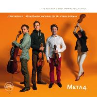 Sibelius - String Quartet In D Minor OP. 56 : Meta 4 - Direct To Disc - 180g D2D LP