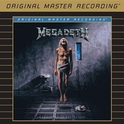 Megadeth - Countdown To Extinction - 24K Gold CD