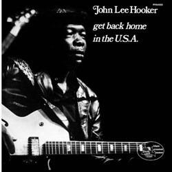 John Lee Hooker - Get Back Home In The USA - 180g 2LP