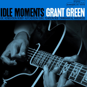 Grant Green - Idle Moments - 180g LP