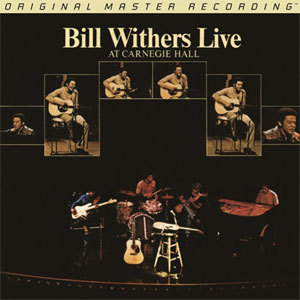 Bill Withers - Live At The Carnegie Hall - 180g 2LP