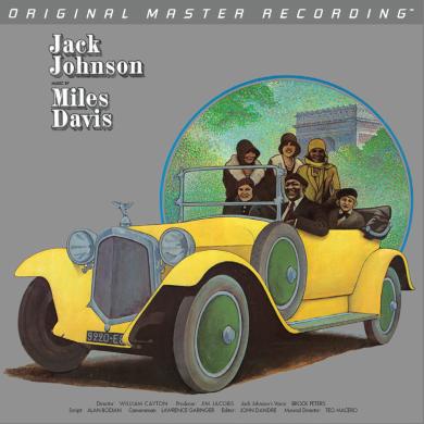 Miles Davis - A Tribute To Jack Johnson - SACD