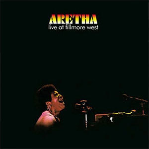 Aretha Franklin - Aretha Live At Fillmore West - 180g LP
