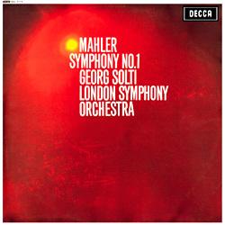 Mahler - Symphony No. 1 : Georg Solti : London Symphony Orchestra - 180g LP