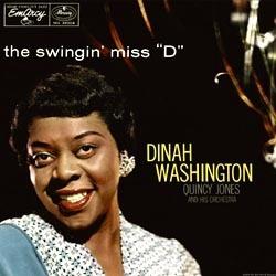 "Dinah Washington - The Swingin' Miss ""D"" - 180g LP"