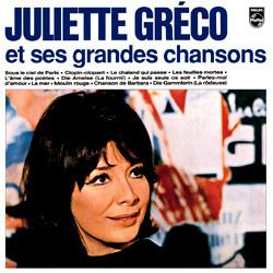 Juliette\u0020Gréco\u0020and\u0020her\u0020Greatest\u0020Chansons\u0020\u002D\u0020180g\u0020LP