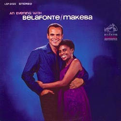 Harry Belafonte & Miriam Makeba - An Evening with Belafonte / Makeba - 180g LP