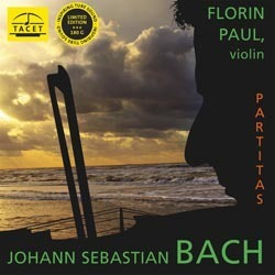 Bach - Partitas No. 1 in B minor (BWV 1002) and No. 2 in D minor (BWV 1004) - Florin Paul - 180g LP