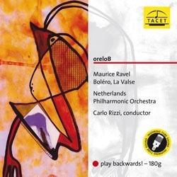 Ravel - Boléro, La Valse : Netherlands Philharmonic Orchestra : Carlo Rizzi - 180g LP