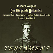 Wagner - The Flying Dutchman : Joseph Keilberth :Chor & Orchester der Bayreuther - 180g 3LP  Box Set