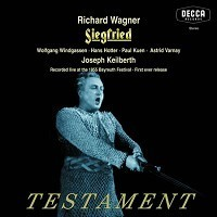 Wagner - Siegfried - The Ring Cycle  - Joseph Keilberth  - 180g 5LP  Box Set