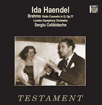 Brahms - Violin Concerto In D, Op.77 : Ida Haendel - 180g LP