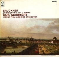 Bruckner - Symphony No.3 : Vienna Philharmonic Orchestra : Carl Schuricht - 180g LP