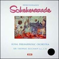 Rimsky Korsakov - Scheherazade - Royal Philharmonic Orchestra : Sir Thomas Beecham - 180g LP