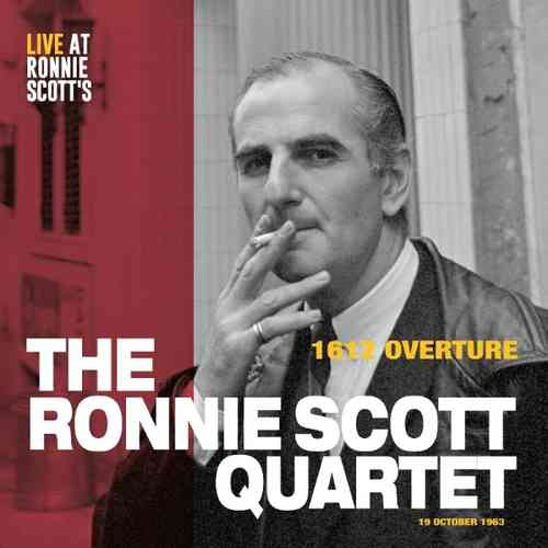 The Ronnie Scott Quartet - 1612 Overture - 45rpm EP