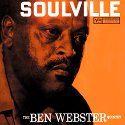 Ben Webster - Soulville - 180g LP