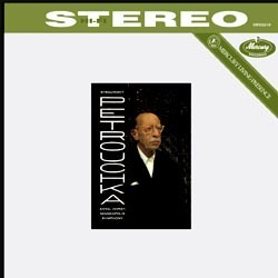 Stravinsky - Petrouchka - The Minneapolis Symphony Orchestra conducted by Antal Dorati - 180g LP